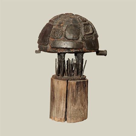 American School, Turtle Shell on Stilts, c. 1960